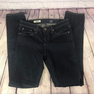 AG Adriano Goldschmied Stevie Slim Skinny Jeans 27